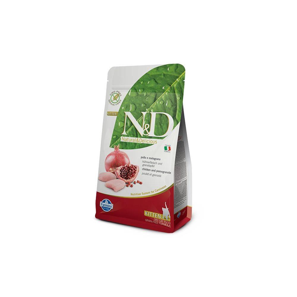 Grain Free N&D Pui & Rodie Junior