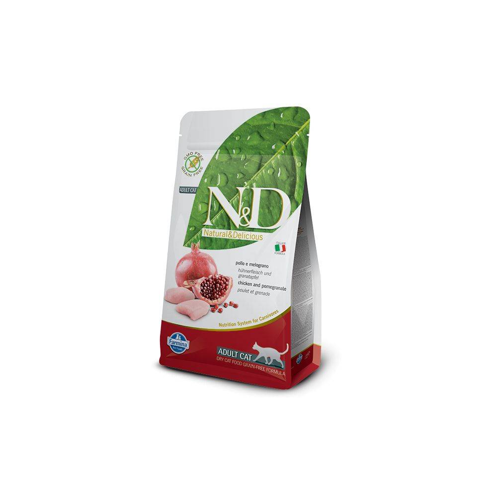 N&D Grain Free Chicken & Pomegranate Adult Cat
