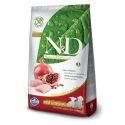 N&D Grain Free Pui & Rodie Câine Junior Mini & Mediu 2.5 Kg