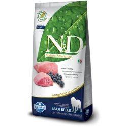 N&D Grain Free Canine Lamb Blueberry Adult Medium & Maxi 12 Kg
