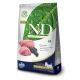 N&D Grain Free Miel & Afine Câine Adult Mini 2.5 Kg