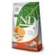 N&D Grain Free Canine Fish and Orange Adult Medium 12 Kg