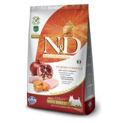 N&D Grain Free Canine Pumpkin Chicken & Pomegranate Adult Mini 2.5 Kg
