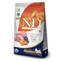 N&D Grain Free Dovleac Miel & Afine Căine Adult Mini 7 Kg