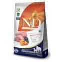 N&D Grain Free Dovleac Miel & Afine Căine Adult Mediu Maxi 2.5 Kg
