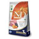N&D Grain Free Dovleac Miel & Afine Căine Junior Mini 2.5 Kg