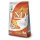 N&D Grain Free Canine Pumpkin Codfish and Orange Adult Mini 7 Kg