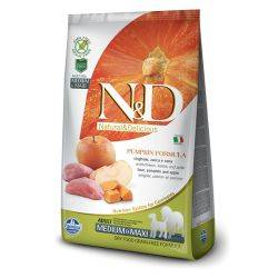 N&D Grain Free Canine Boar & Apple Adult Medium Maxi 12 Kg