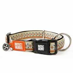 Max & Molly Celtic. Dog Collar