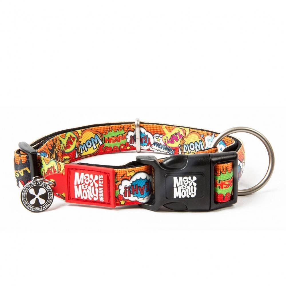Max & Molly Heroes Collar
