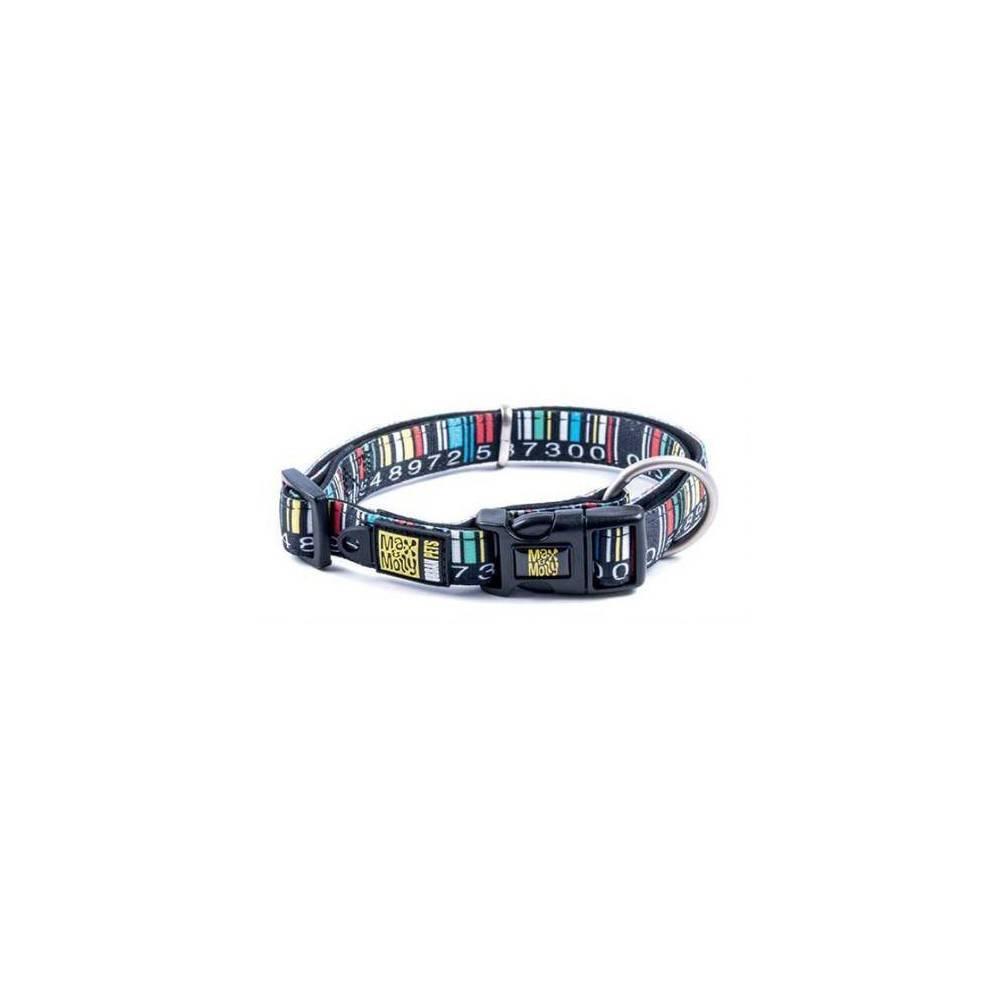 Max & Molly Barcode Collar