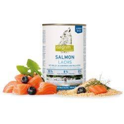 ISEGRIM Junior River Salmon + Millet, Blueberries & Wild Herbs