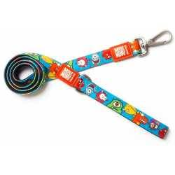 Max & Molly Little Monsters. Short Leash