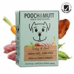 Pooch & Mutt Grain Free Turkey & Duck