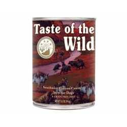 Taste of the Wild Southwest Canyon® Canine Formula with Wild Boar in Gravy 390g