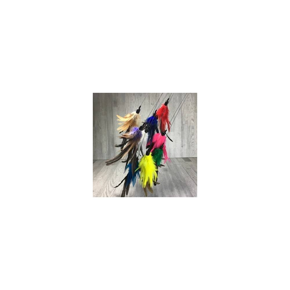 Cat Boutique Feather Crown for Cats