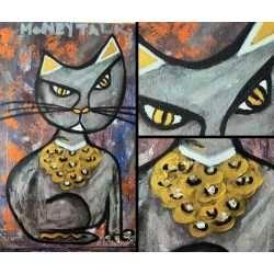 Pisica materialista