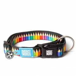 Max & Molly Crayons Collar
