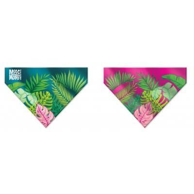 Max & Molly Bandană Căței. Tropical
