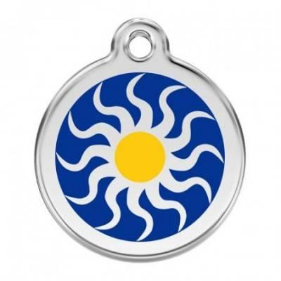 Medalioane Caini Tribal Sun Red Dingo