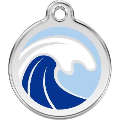 Medalioane Caini Wave Red Dingo