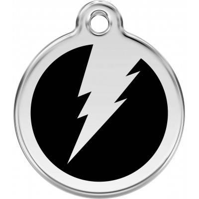 Medalioane Caini Flash Red Dingo