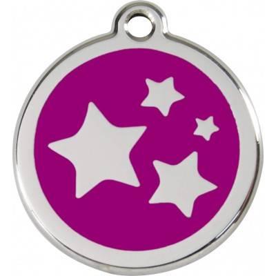 Medalioane Caini Stars Red Dingo