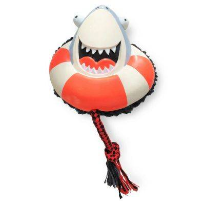 Max & Molly Frenzy the Shark. Jucărie căței