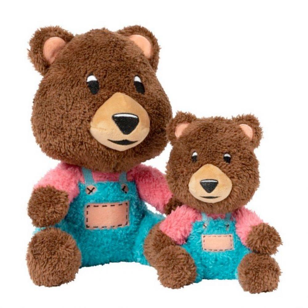 Jucarie de Plus pentru Caini Fuzz Bear