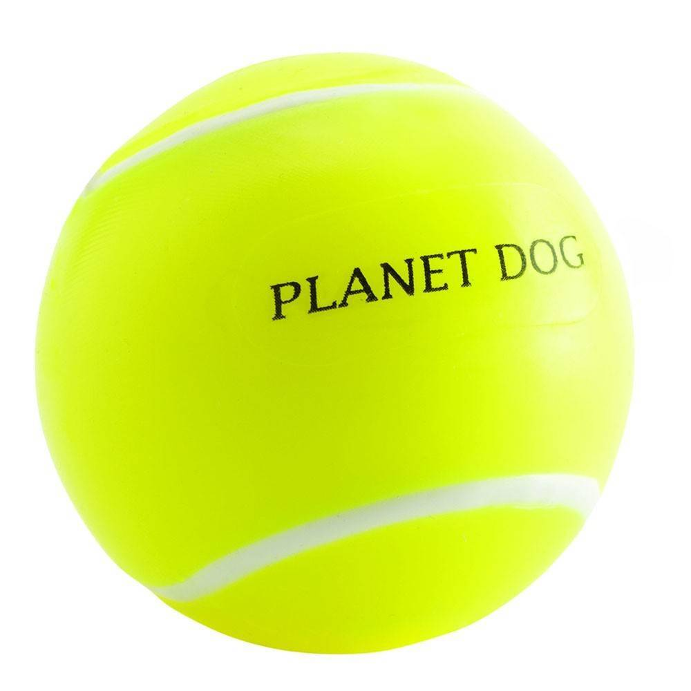 Planet Dog Orbee Tuff Tennis ball